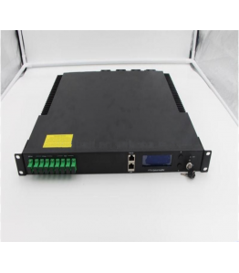 Multiport WDM Erbium Doped Fiber Amplifier (EDFA), изх. опт. ниво. 8 port Х 26dBm