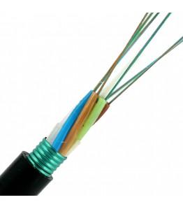 Оптичен кабел 24 влакна, армиран