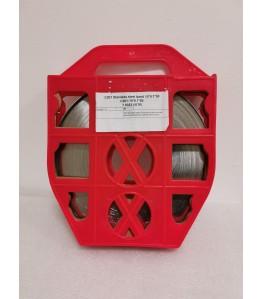 Метален чембер 10*0,7*50 червен