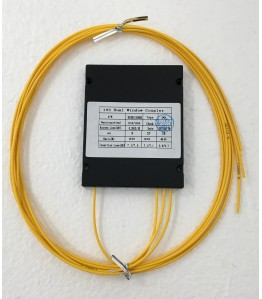 PLC Оптичен сплитер 1*3