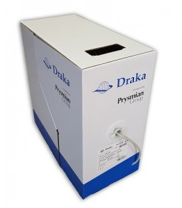 DRAKA UC400 C6 U/UTP HD PVC 305m