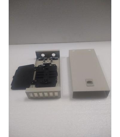 ODF 220мм*110мм*40мм 12 влакна, 6 двойни адаптера