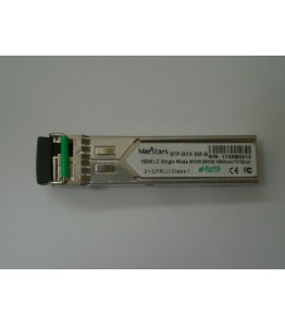 SFP module-  WDM 1310/1550, 10/100Mbts, 155Mbit, SM, 20KM, едно влакно