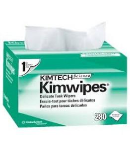 """Безвлакнести кърпички за почистване на влакна """"Kimtech"""""""
