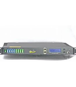 Multiport WDM Erbium Doped Fiber Amplifier (EDFA), изх. опт. ниво. 8 port Х 26dBm