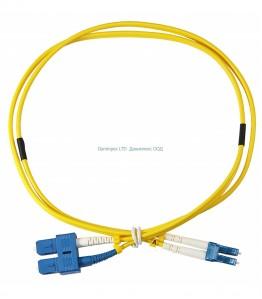 Пач корд LC/PC-SC/PC DUPLEX 2m