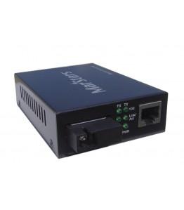 Media Converter WDM 1310, GIGABIT, 1000Mbts, 20km, едно влакно A