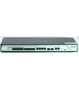 EPON OLT 1U, 4 PON ports, 10G