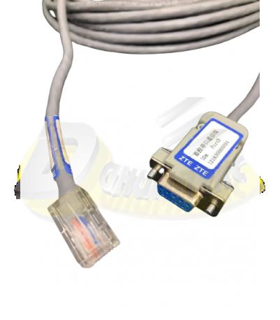 ZTE OLT кабел ZTE/RG 45 48V DC C300 C320 C220- 10м