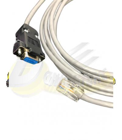 ZTE OLT кабел ZTE/RG 45 48V DC C300 C320 C220 - 3м