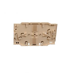 Касета за свързване BKT + 2x държач за 12 алуминиеви протектора за снаждане