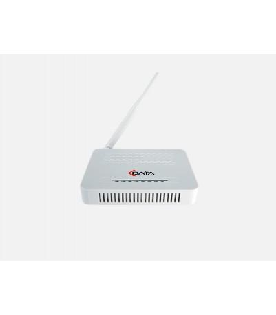WIFI router C-data 4FE, 300Mbps
