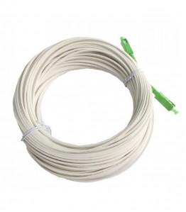 Pigtail 2 fibers, G657.A1, duplex SC/APC connectors, 3.00m
