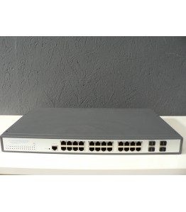 10 GE Static Routing Switch 24 Port