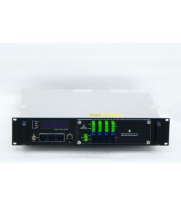 Multiport WDM Erbium Doped Fiber Amplifier (EDFA), изх. опт. ниво. 8 port Х 19dBm