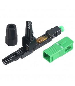 Оптичен бърз конектор SC/APC