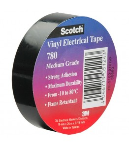 Изолационна лента 3M Scotch 780 - 20мм x 19мм