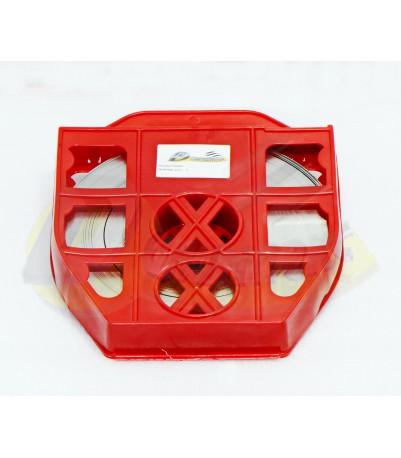 Металнa чембер-лента С201-19*0.5*50m.