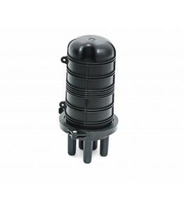 Муфа, Клас А, 24 влакна, 4х12 (с капацитет до 96 влакна), UV защита