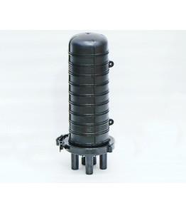 Муфа, Клас А, 48 влакна, 4 сплайс касети (с капацитет до 96 влакна),  UV