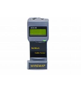 Кабелен тестер за комуникационни кабели CT-600