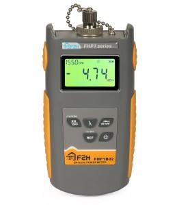 Оптичен измервател на мощност,  -60dBm до +10dBm