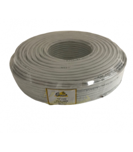 Кабел Пожароизвестяване 2x0.75мм2 CCA