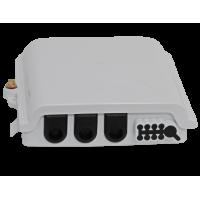 Кутия FOD 8 cores FODB-8A,1-3 + PLC splitter 1*8 SC/APC