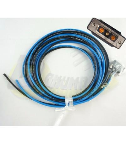 ZTE OLT захранващ кабел 48V DC C300 C320 C220