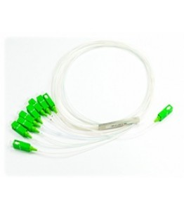 PLC Оптичен сплитер 1*8 SC/APC